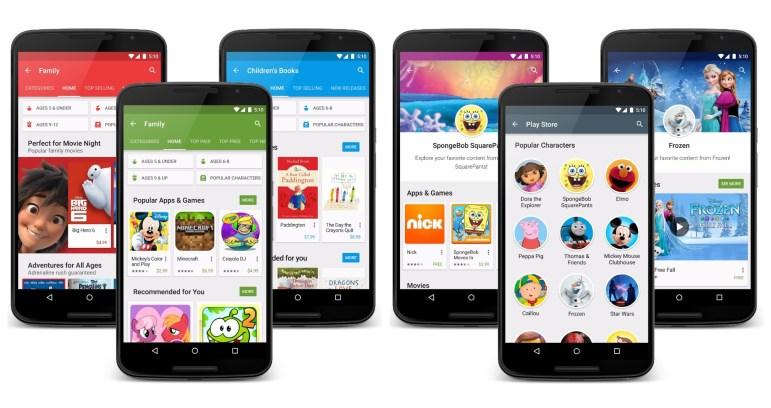 Google-Play-Family-Star