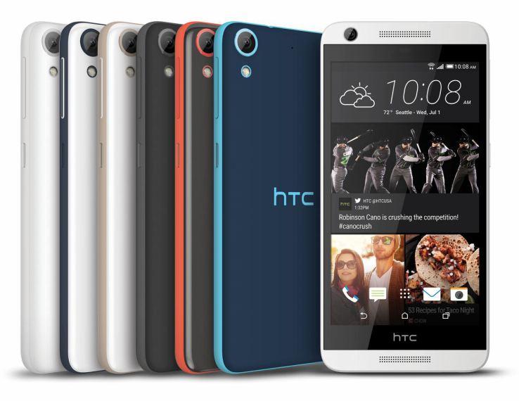 HTC decidió actualizar su gama media mientras prepara el lanzamiento de su nuevo tope de gama.