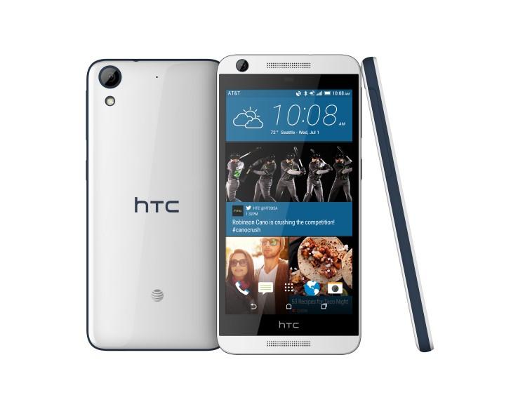 Los HTC Desire 626 y Desire 626s recuerdan al HTC One M9.