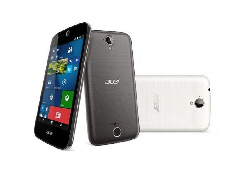 Acer Jade Primo: El primer smartphone con Windows 10