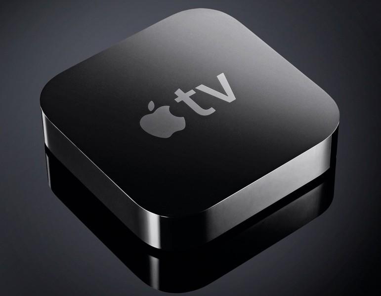 Apple TV launch
