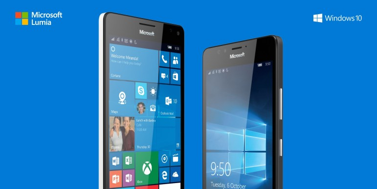 Lumia 950 Lumia 950 XL