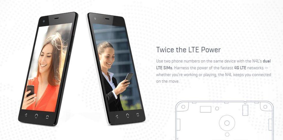 NUU Mobile N4L 3
