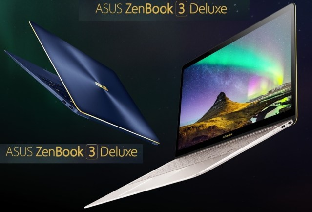 #CES2017: Asus ZenBook 3 Deluxe muestra un diseño imposible de creer-2