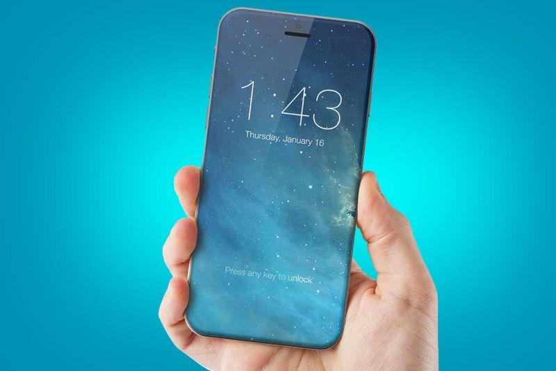 El Nuevo IPhone 8 tendrá pantalla curva ¿Se verá igual que un Samsung?-1