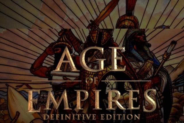 #E32017: Age of Empires Definitive Edition llega recargado a 4K