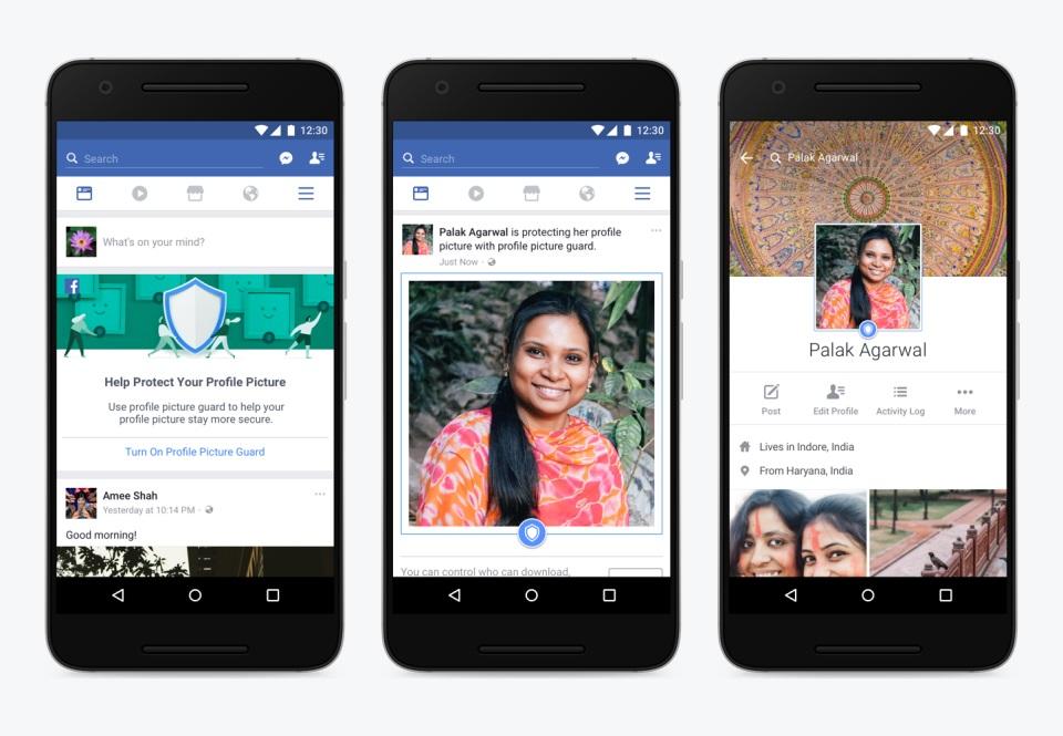 Facebook impedirá que tomen tu foto perfil sin autorización ¿No más robos?-2