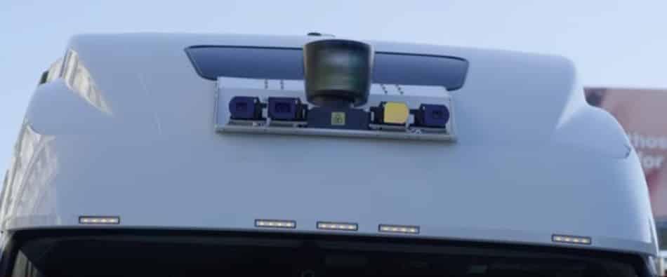 Uber saca video de camion autónomo de 2da generacion ¡Adios Google y Tesla!-2