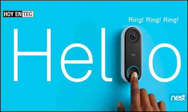 Nest Hello Es un timbre inteligente ¿Puede detectar personas y rostros?-1