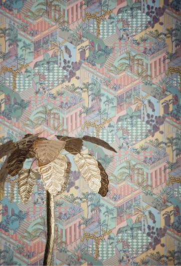 Cole & Son Icons Miami Wallpaper 2