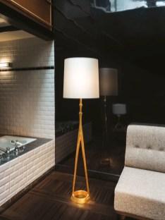 Maison Charles Agostine Stehlampe