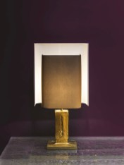 Maison Charles Agostine Tischlampe