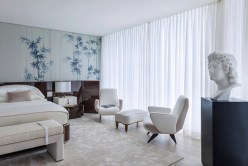 Misha Wallpaper Bamboo Forest - Hoyer & Kast Interiors