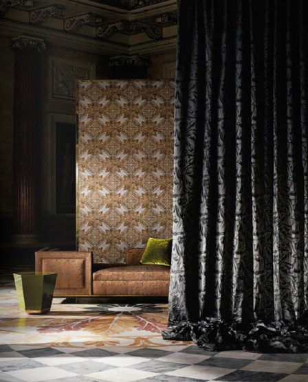 Zoffany Dekorationsstoffe - Hoyer & Kast Interiors