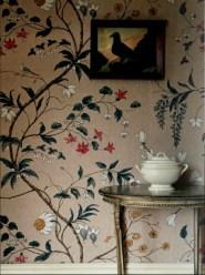 Zoffany klassische Tapete - Hoyer & Kast Interiors