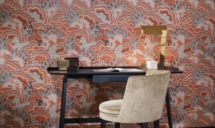 Arte Retro Tapete Delight - Hoyer & Kast Interiors