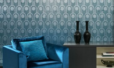 Arte Walls Arcum Tapete - Hoyer & Kast Interiors
