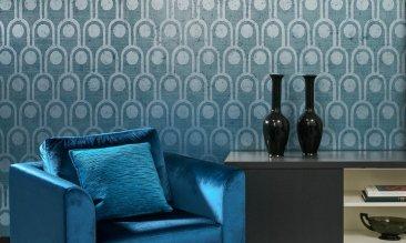 Arte Walls Arcum Tapete - Hoyer & Kast Interiors