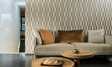 Arte Walls Arrow Tapete - Hoyer & Kast Interiors