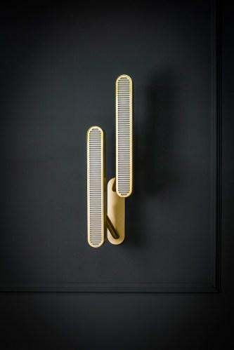 Bert & Frank Colt Wandlampe - Hoyer & Kast Interiors München