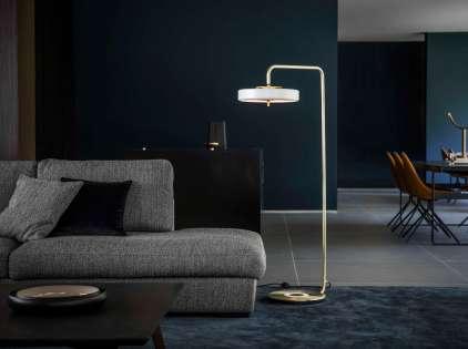 Bert & Frank Revolve Stehlampe - Hoyer & Kast Interiors