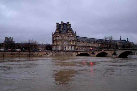 Der Louvre Paris