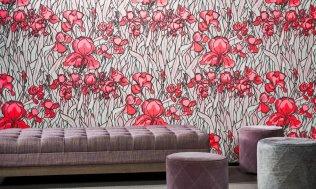 Flavor Paper for Arte Iris florale Tapete - München