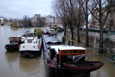 Hochwasser Seine Paris - Hoyer & Kast Interiors