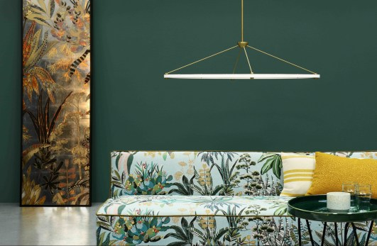 Lelievre MAQUIS Tapisserie Polsterstoff - Hoyer & Kast Interiors