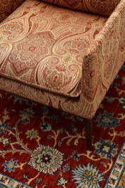 Lelievre PARTENAIRE Paisley Polsterstoff - Hoyer & Kast Interiors