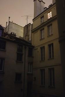 Nächtliches Paris