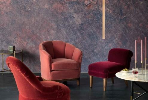 Martin Brudnizki Cocktail Collection für George Smith Furniture