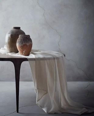 De Le Cuona transparentes Leinen - Hoyer & Kast Interiors