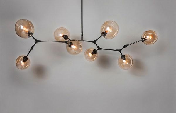 Creativ Light Globe 8 Deckenleuchte