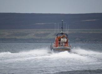RNLI Longhope lifeboat