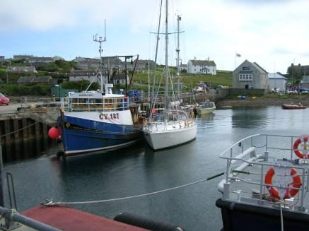 longhope harbour
