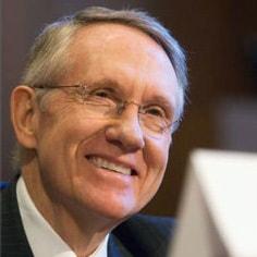 Sen. Harry Reid is an alleged pederast and admitted liar.