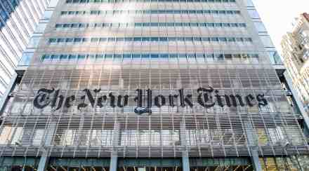 Madness at the New York Times