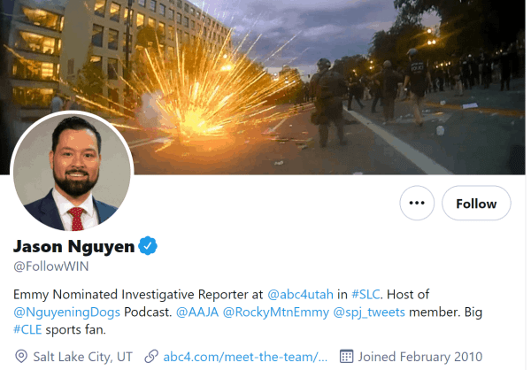 Our Horrible Media, Jason Nguyen