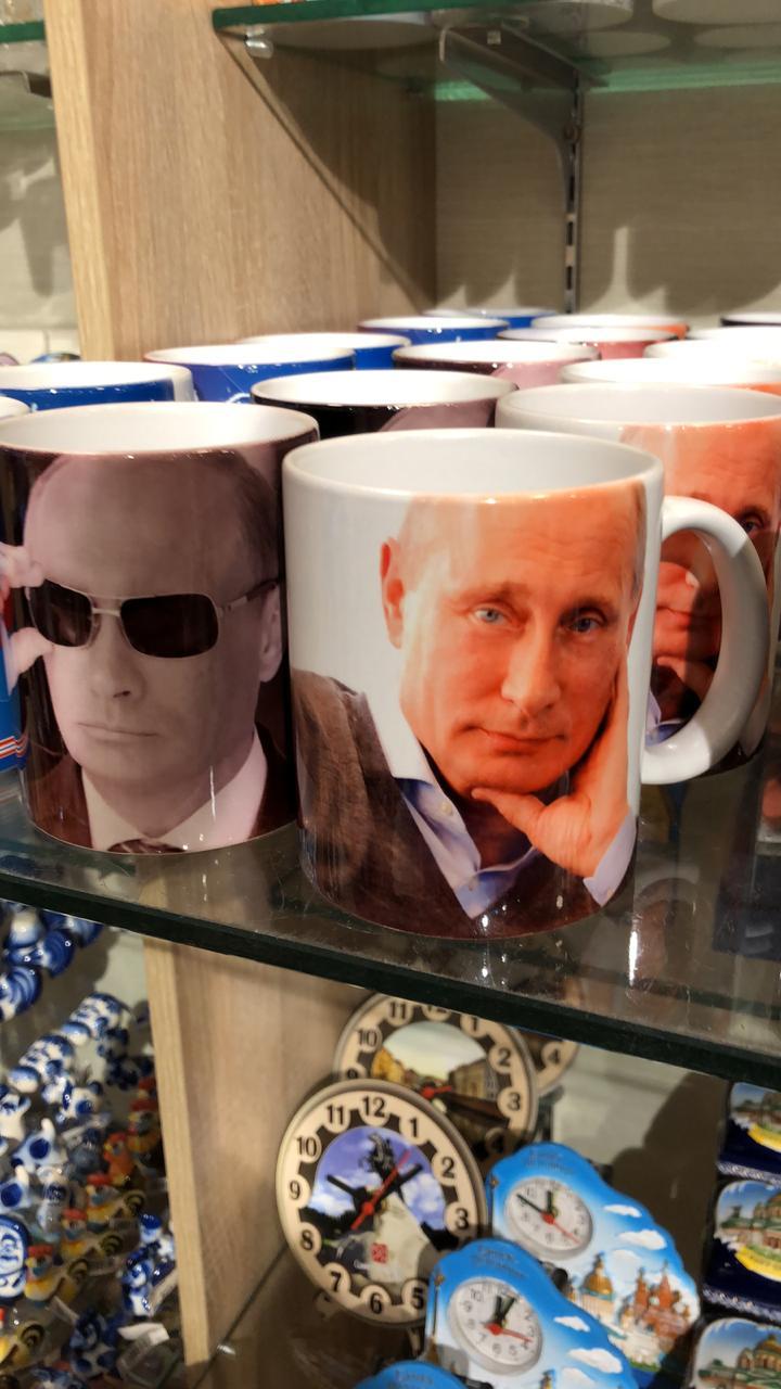 Los rusos no son como los pintan