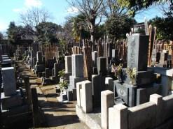 佛心寺【日当たり良好な墓地】