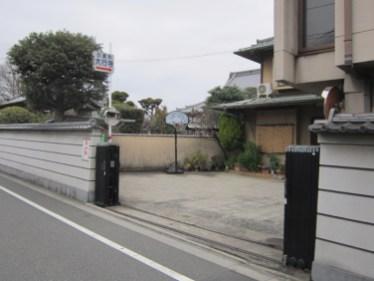 大行寺【駐車場】