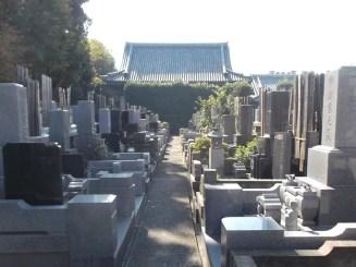 円蔵院【墓地】
