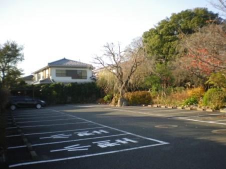 観蔵院【駐車場】