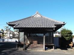 中道寺【鬼子母神堂】