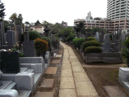 玄静院【開放的な墓地】