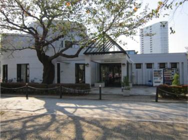 青山霊園 管理事務所