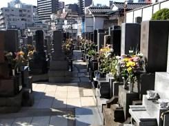 真英寺【墓地】