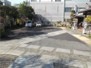 福寿院【駐車場】