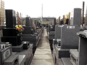 勝曼寺【墓地】
